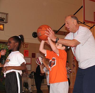 First Shot Basketball Olympix