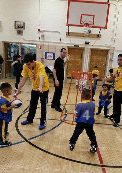 First Shot Basketball PeeWee Program