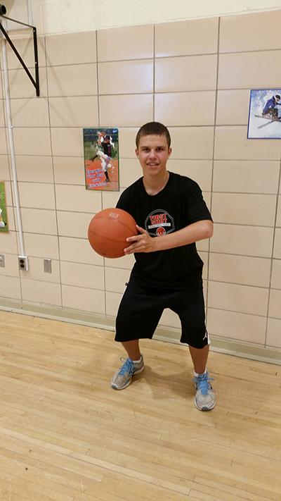 First Shot Basketball Powerball